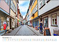 Erfurt - Stadt der Türme (Wandkalender 2019 DIN A2 quer) - Produktdetailbild 11