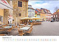 Erfurt - Stadt der Türme (Wandkalender 2019 DIN A2 quer) - Produktdetailbild 12