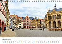 Erfurt - Stadt der Türme (Wandkalender 2019 DIN A4 quer) - Produktdetailbild 2