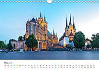 Erfurt - Stadt der Türme (Wandkalender 2019 DIN A4 quer) - Produktdetailbild 5