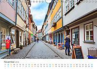 Erfurt - Stadt der Türme (Wandkalender 2019 DIN A4 quer) - Produktdetailbild 11