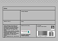 Erfurt (Tischkalender 2019 DIN A5 quer) - Produktdetailbild 13