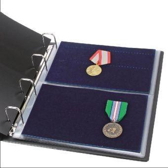 Ergänzungsblatt zum Album Orden-und Ehrenzeichen, mit Einlagen