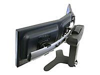 ERGOTRON LX Triple Lift Stand fuer 3 Monitore bis 53,3cm 21Zoll oder 2 Breitbildschirme  bis 76,2cm 30 Zoll schwarz Tischstaender - Produktdetailbild 10