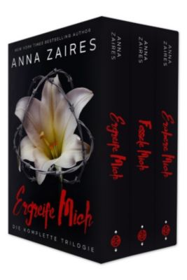 Ergreife Mich: Die komplette Trilogie, Anna Zaires, Dima Zales