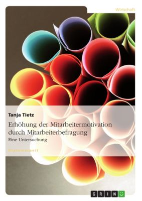 Erhöhung der Mitarbeitermotivation durch Mitarbeiterbefragung, Tanja Tietz