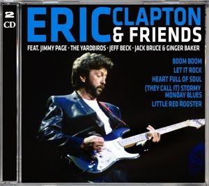 Eric Clapton & Friends, Eric Clapton