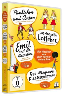 Erich Kästner Box, Erich Kästner