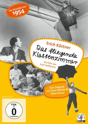 Erich Kästner: Das fliegende Klassenzimmer (1954), Erich Kästner