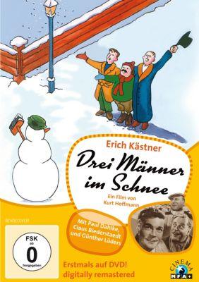 Erich Kästner: Drei Männer im Schnee, Erich Kästner