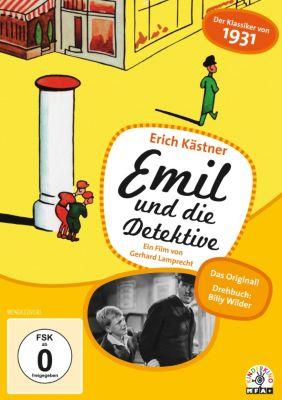 Erich Kästner: Emil und die Detektive (1931), Erich Kästner
