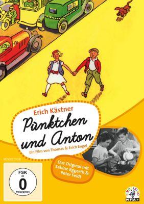 Erich Kästner: Pünktchen und Anton (1953), Erich Kästner