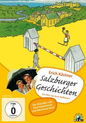 Erich Kästner: Salzburger Geschichten, Erich Kästner