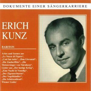 Erich Kunz, Erich Kunz