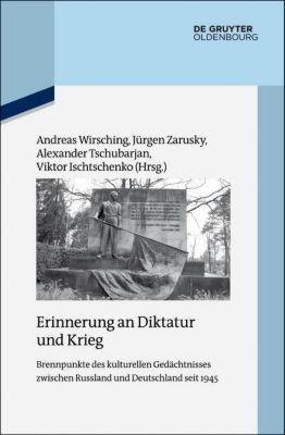Erinnerung an Diktatur und Krieg