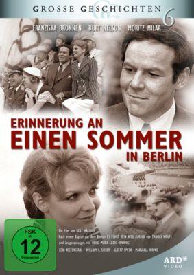Erinnerung an einen Sommer in Berlin, Rolf Hädrich, Thomas Wolfe