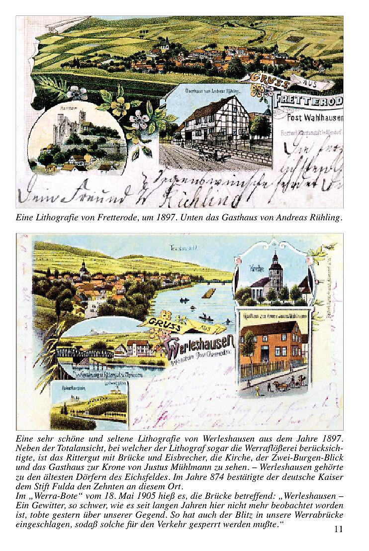 Erinnerungen An Das Eichsfeld Buch Portofrei Bei Weltbild De