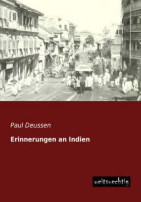 Erinnerungen an Indien - Paul Deussen pdf epub