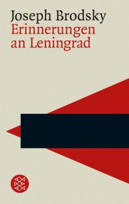 Erinnerungen an Leningrad, Joseph Brodsky