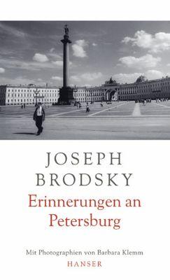 Erinnerungen an Petersburg, Joseph Brodsky