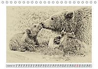 Erinnerungen an Ursina und Berna. Die Bärenkinder von Bern. Alte Fotos (Tischkalender 2019 DIN A5 quer) - Produktdetailbild 12
