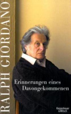 Erinnerungen eines Davongekommenen, Ralph Giordano