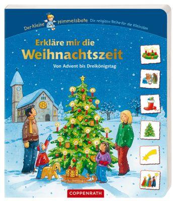 Erkläre mir die Weihnachtszeit, Ingmar Wendland, Kerstin M. Schuld