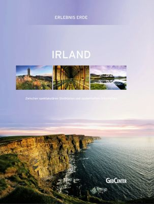 Erlebnis Erde Irland, John Sykes