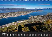 Erlebnis Norwegen: Narvik bis Tromsø (Wandkalender 2019 DIN A2 quer) - Produktdetailbild 3