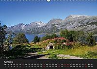 Erlebnis Norwegen: Narvik bis Tromsø (Wandkalender 2019 DIN A2 quer) - Produktdetailbild 4