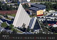 Erlebnis Norwegen: Narvik bis Tromsø (Wandkalender 2019 DIN A4 quer) - Produktdetailbild 1