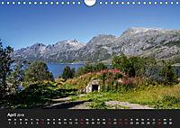 Erlebnis Norwegen: Narvik bis Tromsø (Wandkalender 2019 DIN A4 quer) - Produktdetailbild 4