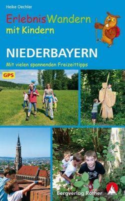 Erlebniswandern mit Kindern Niederbayern - Heike Oechler |