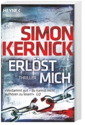 Erlöst mich, Simon Kernick
