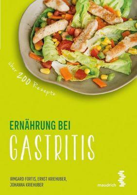 Ernährung bei Gastritis -  pdf epub