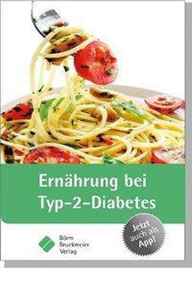 Diabetes typ 2 ernährung umstellen