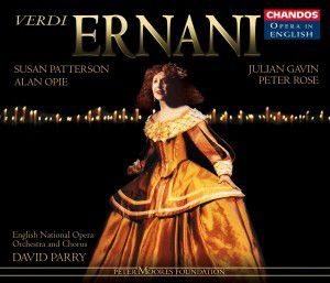 Ernani, David Parry, Enoo & Chorus