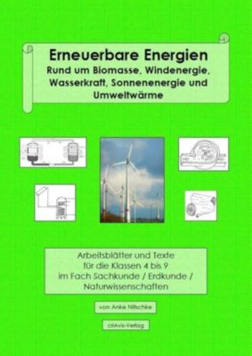 Erneuerbare Energien, Anke Nitschke