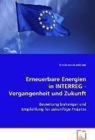 Erneuerbare Energien in INTERREG - Vergangenheit undZukunft, Nicola von Kutzleben