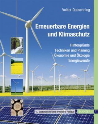 Erneuerbare Energien und Klimaschutz, Volker Quaschning