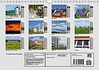 Erneuerbare Energien (Wandkalender 2019 DIN A4 quer) - Produktdetailbild 11