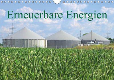 Erneuerbare Energien (Wandkalender 2019 DIN A4 quer), LianeM