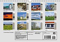 Erneuerbare Energien (Wandkalender 2019 DIN A4 quer) - Produktdetailbild 13