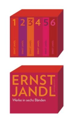 Ernst Jandels Werke in 6 Bänden, Ernst Jandl