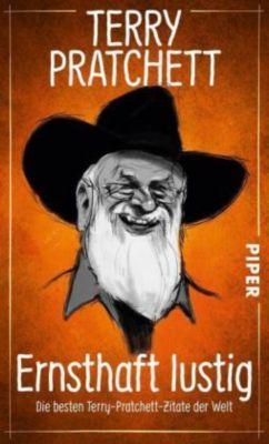 Ernsthaft lustig, Terry Pratchett