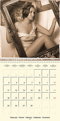 Erotic meets art (Wall Calendar 2019 300 × 300 mm Square) - Produktdetailbild 2