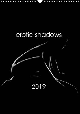erotic shadows 2019 (Wall Calendar 2019 DIN A3 Portrait), Emil Marek