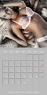 Erotica - Sensual and fascinating Moments (Wall Calendar 2019 300 × 300 mm Square) - Produktdetailbild 2