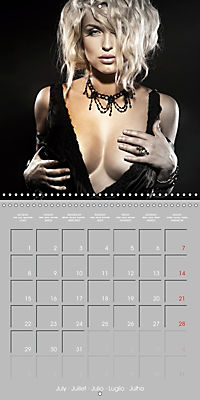 Erotica - Sensual and fascinating Moments (Wall Calendar 2019 300 × 300 mm Square) - Produktdetailbild 7