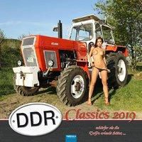 Erotikkalender DDR-Classics 2019